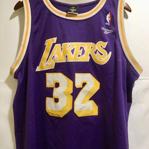 NBA Other | Vintage Lakers 32 Jersey | Poshmark